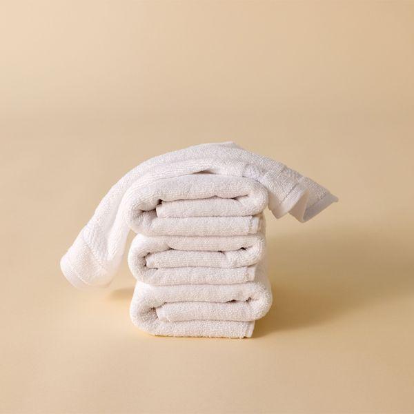 Juego de 4 toallas de hotel de lujo Hanse