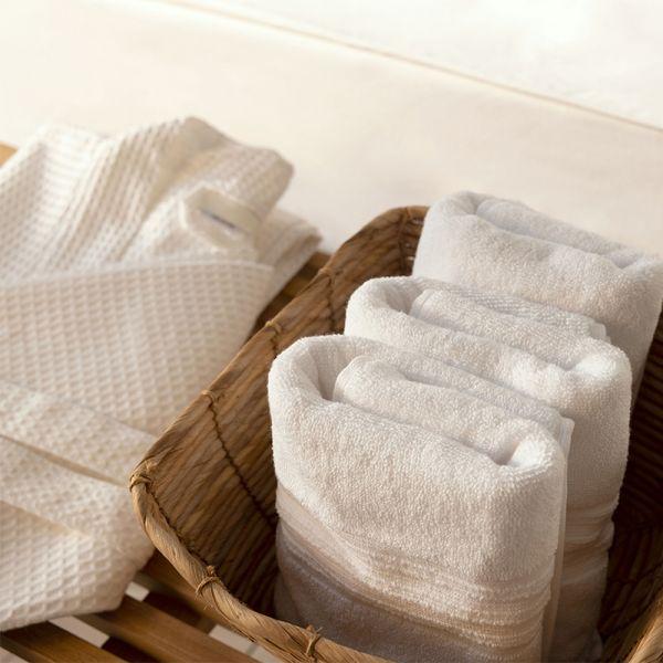 packs de 3  toallas de baño Hanse de hotel de lujo